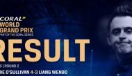 Финальная борьба Ронни против Ляна в 1/8 финала турнира World Grand Prix 2020
