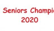World Seniors Snooker Championship 2020. Результаты, турнирная таблица