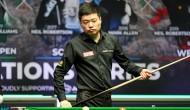 Дин Джуньху сделал брейк в 121 очка в 1/4 финала Northern Ireland Open 2020
