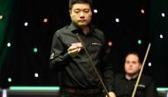 Брейк в 100 очков от Дина Джуньху в 1 раунде Northern Ireland Open 2020