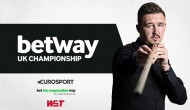 Два по 132 — брейки Уилсона в 1/16 Чемпионата Великобритании 2020