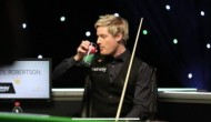 Сенчури брейк Нила Робертсона в 115 очков в финале Чемпионата Великобритании 2020