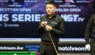 Брейк от Дина Джуньху 135 очков в 1/4 финала Scottish Open 2020