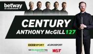 127 очков брейк МакГилла в 1/8 Чемпионата Великобритании 2020