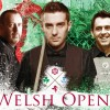 Welsh Open 2017. Результаты, турнирная таблица
