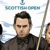 Scottish Open 2017. Результаты, турнирная таблица