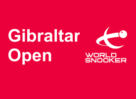 Gibraltar Open 2020 snooker