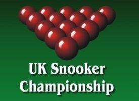 UK Championship 2020 по снукеру