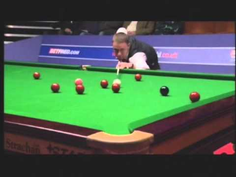 World Snooker Championship 2012 — (BBC) Stephen Hendry 147