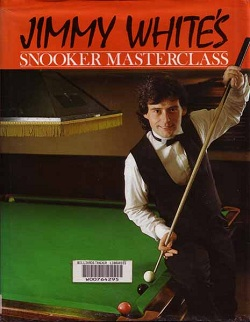 Jimmy White - Front Cover