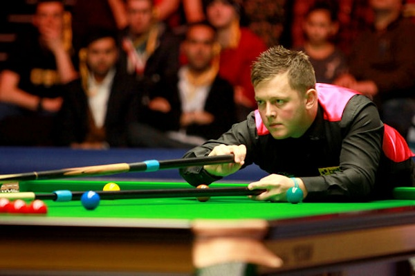 Mark Allen Haikou World Open 2012