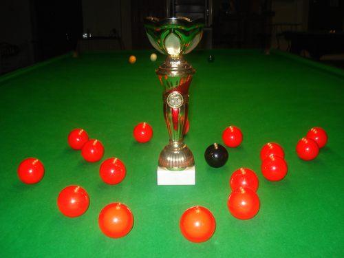 Snooker Cup Kruaze 2013