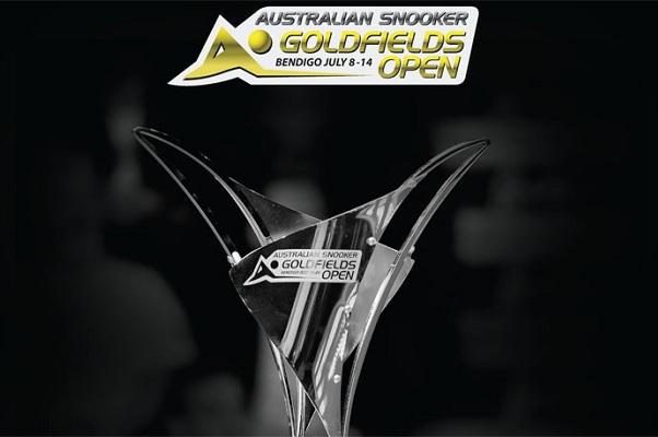Australian Goldfields Open 2013