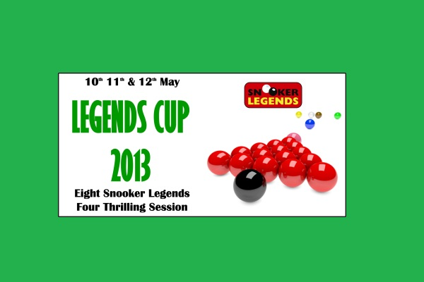 Rok Stars Snooker Legends Cup 2013