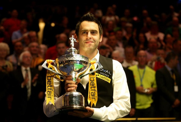 Ronnie O'Sullivan - World Champion 2013