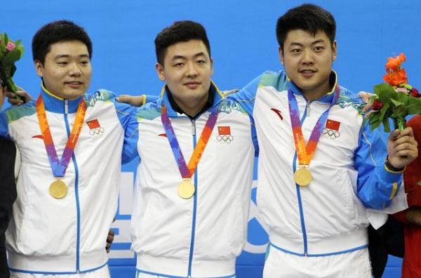 Ding Junhui, Tian Pengfei, Liang Wenbo