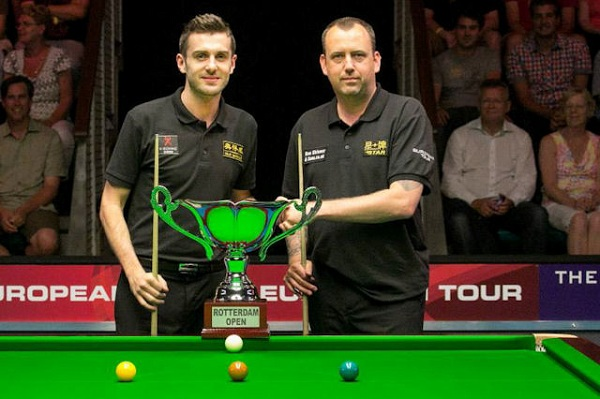 Mark Selby vs Mark Williams