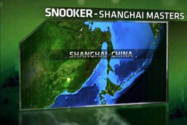 Shanghai Masters 2013