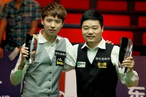 Дин Джуньху и Сяо Годун