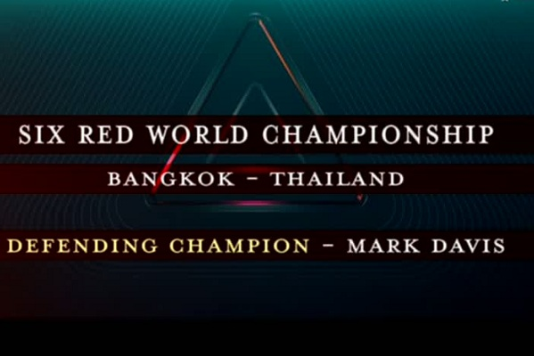 SangSom Six Red World Championship 2013