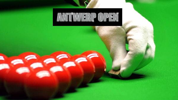 Antwerp Open 2013