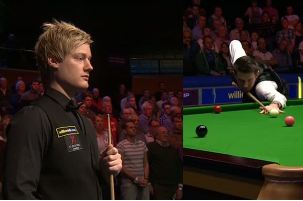 Neil Robertson, Mark Selby