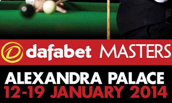 Dafabet Masters 2014