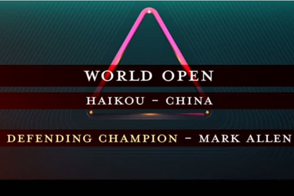 World Open 2014