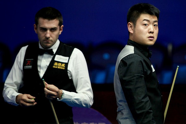 Mark Selby 3-5 Liang Wenbo