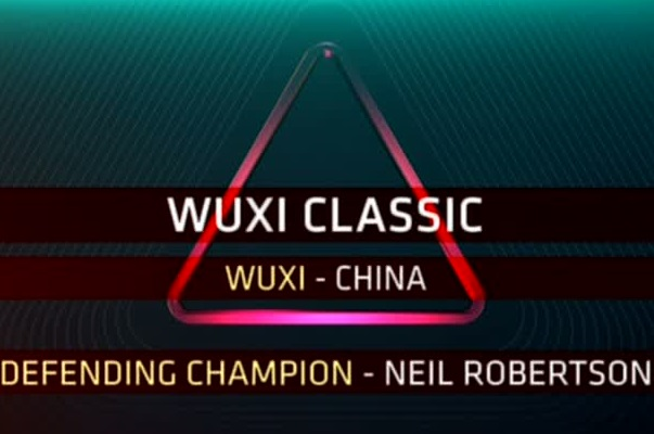 Wuxi Classic 2014