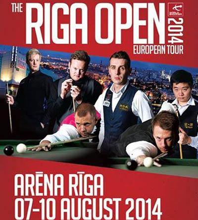 Riga Open 2014