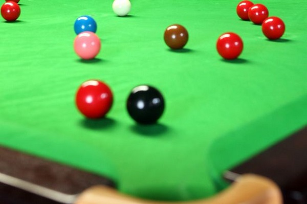 SNOOKER OPEN 45