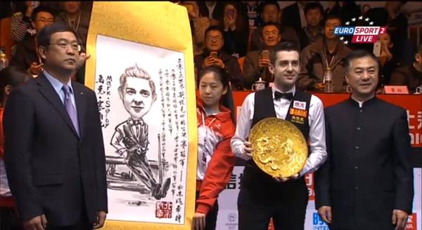 Марк Селби - победитель China Open 2015