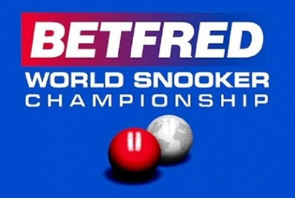 Betfred World Championship 2015