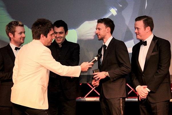 World Snooker Awards 2015