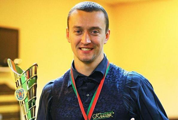 Победитель Кубка Минска 2015 - Дмитрий Чупров