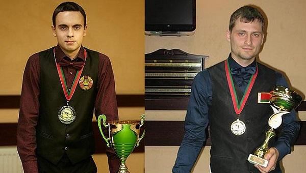 Сергей Мельничёнок и Андрей Худобин