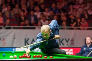 Барри Хокинс стал победителем Riga Open 2015