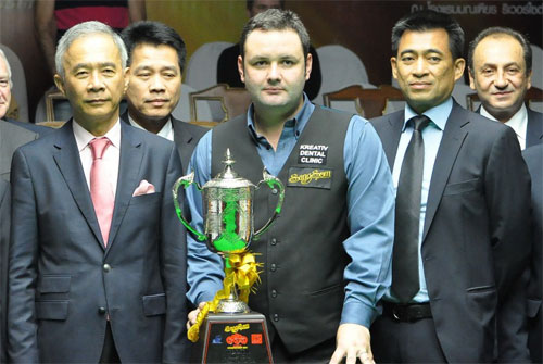 Стивен Магуайр - победитель Six Red World Championship 2014