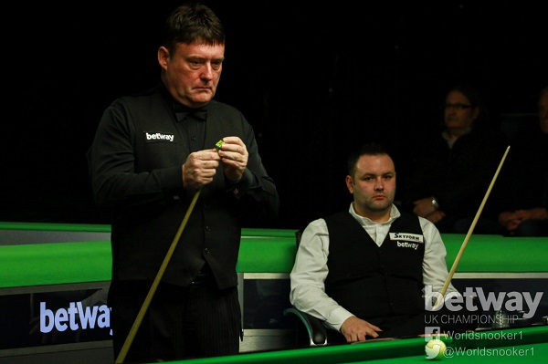 Jimmy White - Stephen Maguire