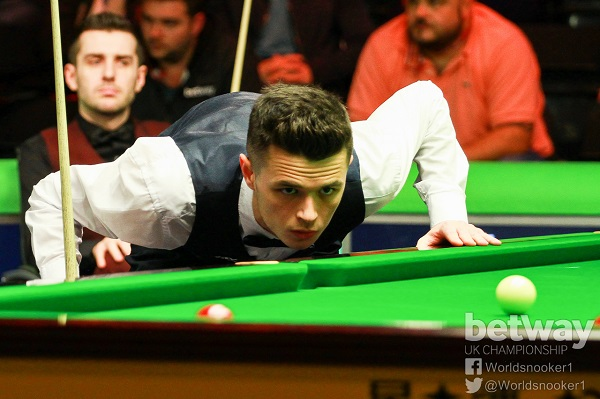 Mark Selby - Oliver Lines