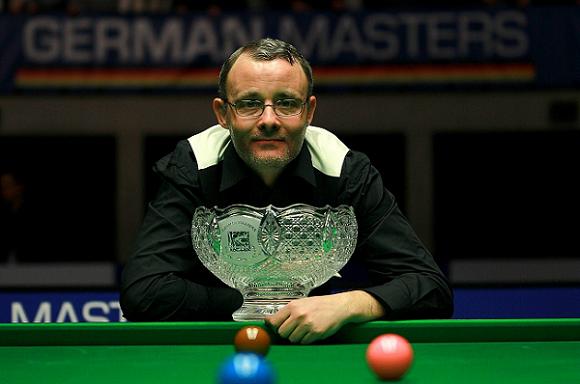 Мартин Гулд - победитель German Masters 2016