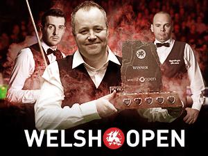 Welsh Open 2016. Результаты