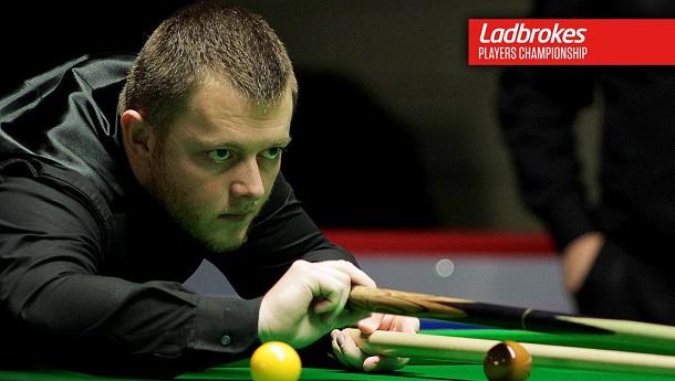Марк Аллен - финалист Ladbrokes Players Championship 2016