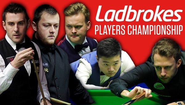 Ladbrokes Players Championship. Гранд-Финал 2016