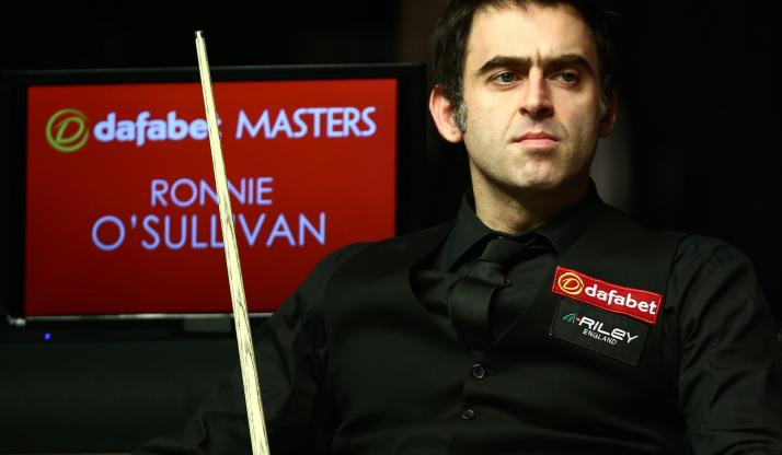 Ронни О'Салливан (фото: Sport-magazine)
