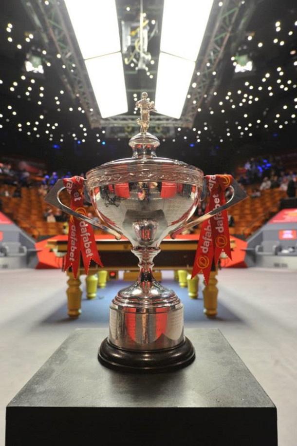 Чемпионат мира по снукеру 2016
