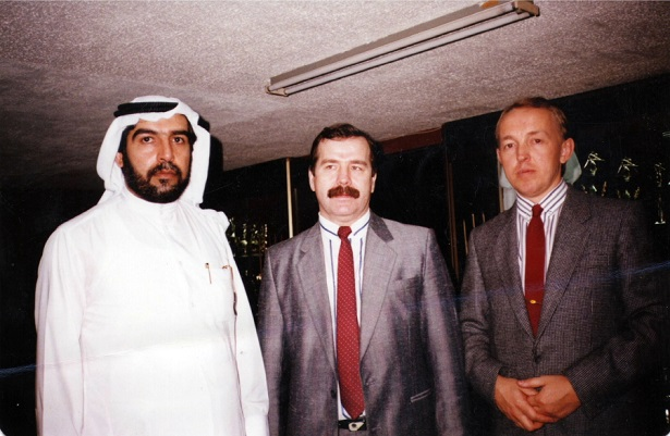 Аль-Раис, Виктор Воробьев и Сергей Ножнин