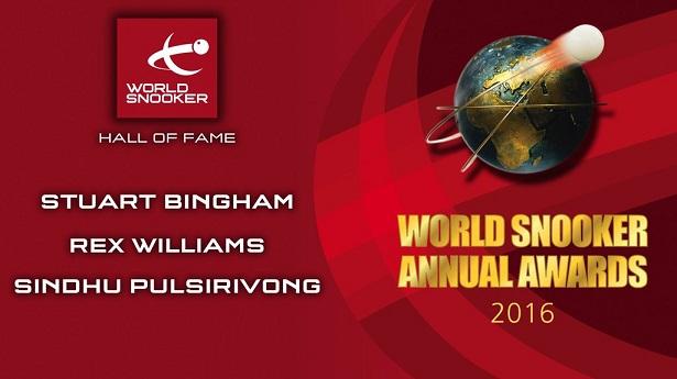 Победители в номинации World Snooker Hall of Fame