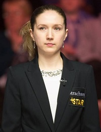 Татьяна Вулластон (Tatiana Wollaston)